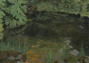 رکورد جدید نقاشی وینستون چرچیل