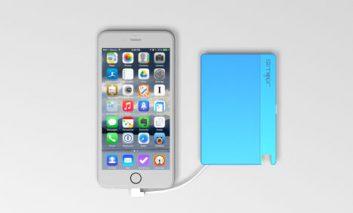 Slimger، باتری قابل حمل نازک که در کیف پولتان جا میگیرد