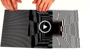انیمیشنی به صورت اسکنیمیشن! + ویدیو