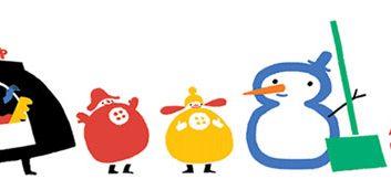 گوگل دودل و انقلاب زمستانی