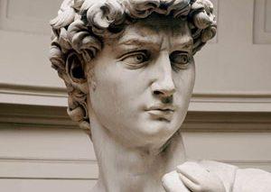 زلزله مجسمه داوود میکل آنژ را تهدید میکند