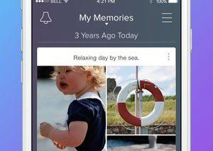 معرفی اپلیکیشنی برای یادآوری خاطرات
