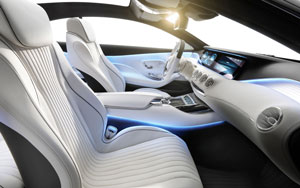 همکاری الجی و مرسدس بنز در ارائه سیستمهای دوربین هوشمند برای رانندگی اتوماتیک