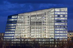 پایدارترین ساختمان دنیا