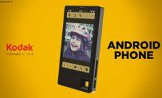 عرضه گوشیهای هوشمند Kodak در سال ۲۰۱۵