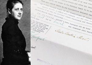 بازگشایی آرشیو دیجیتالی وصیت نامه افراد مشهور در انگلیس