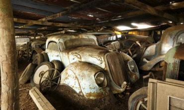 کشف کلکسیون شگفتانگیز اتومبیلهای کلاسیک
