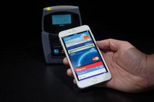 بیش از ۹۰ درصد بازار کارتهای اعتباری اپل پی را حمایت میکنند