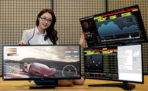 معرفی اولین مانیتور UltraWide دنیا با نسبت ۲۱:۹ مخصوص بازی و مجهز به فناوری AMD FreeSync در CES 2015