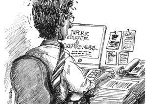 نوجوانانی که اعتمادبهنفس پایینی دارند هویت آنلاین خود را بهبود میدهند