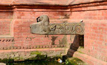 فوارههای باستانی نپال در خطر نابودی