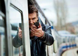 لیام نیسون: «فیلمهای Taken عامل ترس مردم از هواپیما هستند»