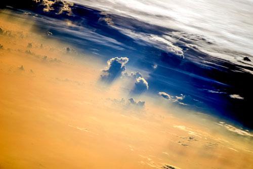 تماشای سال ۲۰۱۴ از فضا