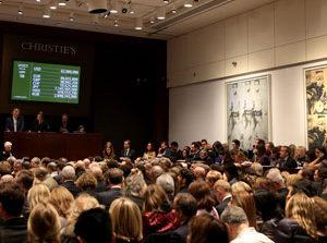 «اندی وارهول» محبوبترین هنرمند مزایدههای هنری سال ۲۰۱۴