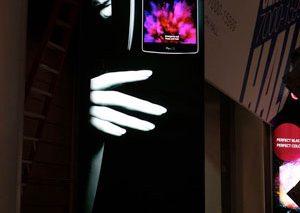 گوشی هوشمند G Flex 2 الجی در CES 2015