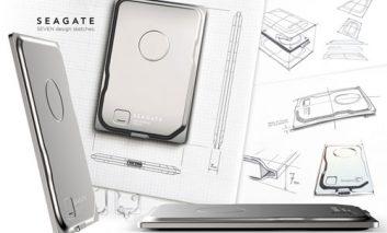 معرفی نازکترین و زیباترین هارد دیسک اکسترنال توسط Seagate