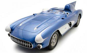 اولین اتومبیل مسابقهای Chevrolet Corvette با قیمت میلیون دلاری!