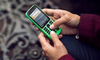 عرضه موبایل ارزان قیمت جدید برند نوکیا توسط مایکروسافت + ویدیو