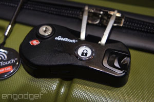 قفل هوشمند Egeetouch با کلیدی از جنس NFC