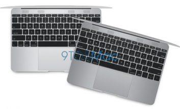 نسل بعدی مکهای اپل لو رفت: مکبوکایر۱۲ اینچ، نازکتر از همه و همیشه
