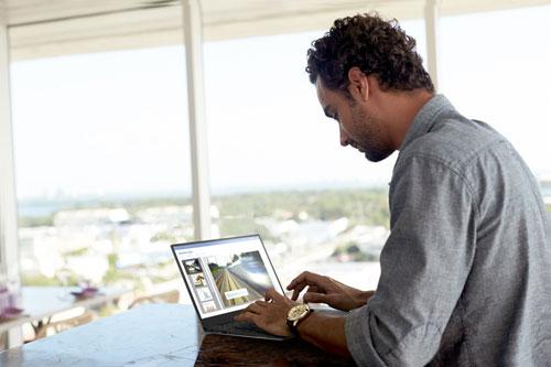رونمایی لپتاپ XPS 13 جدید Dell: محصولی ۱۳ اینچی به کوچکی ۱۱ اینچیها