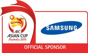 [اعلامیه سامسونگ] سامسونگ حامی رسمی مسابقات جام ملتهای آسیا ۲۰۱۵ شد