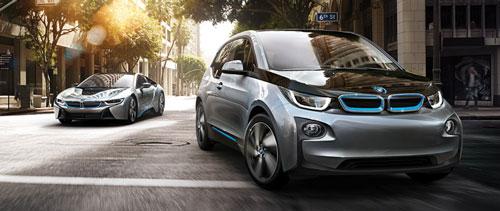 آهنگهای داخل اتومبیلهای BMW را با اشاره کنترل کنید