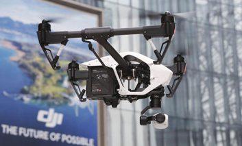 هلیکوپترهای بدون سرنشین در خدمت انسان
