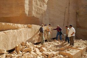 کشف نقش برجسته ۲۵۰۰ ساله در مصر