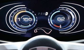 اتومبیل الکتریکی ۵۲۹ هزار دلاری Renovo