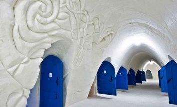 بهترین هتلهای یخی دنیا