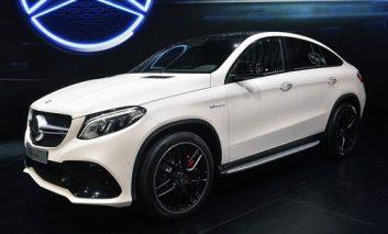 شرکت مرسدس کوپه GLE را رقیب BMW X6 میداند