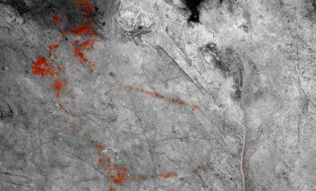 کشف مجموعه نقاشیهایی متعلق به عصر سنگ در اسپانیا