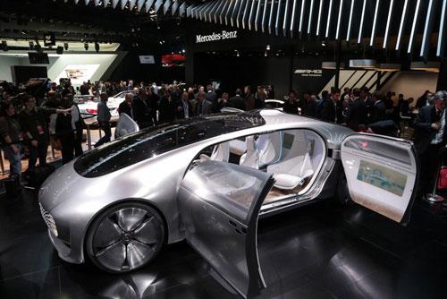 بهترین خودروهای نمایشگاه خودرو دیترویت ۲۰۱۵  – بخش دوم