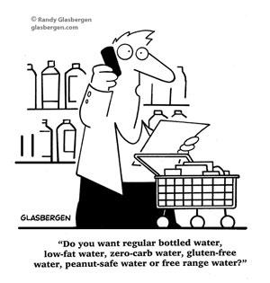 آب معدنی رژیمی