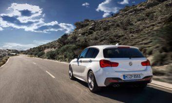 رونمایی از BMW 1 Series مدل ۲۰۱۵