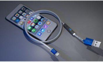 کابلی که آیفون و دستگاه اندرویدی را دو برابر سریعتر شارژ میکند + ویدیو