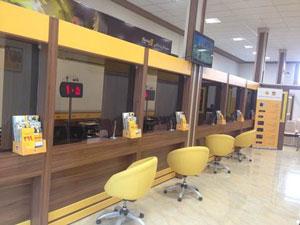 [اعلامیه ایرانسل] مرکز خدمات اختصاصی ایرانسل در مرکز خرید مگامال تهران افتتاح شد