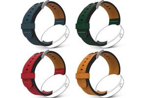 ارائه بند چرمی برای ساعت هوشمند Moto 360
