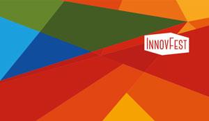 محصولات مبتکرانه و مشتریمحور الجی در InnoFest 2015
