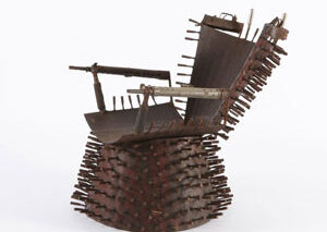 اسلحههای بازیافتی آثار هنری میشوند