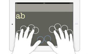 اپلیکیشن کیبورد بریل برای نابینایان