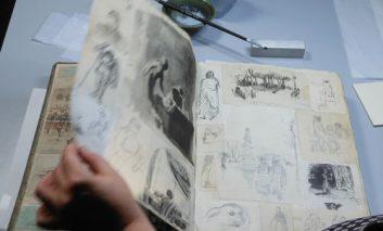 کشف پرتره جدیدی از ونگوگ در آرشیو موزهای در آلمان