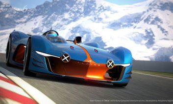 اتومبیل مسابقه شگفتانگیز Renault