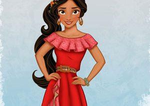 النا از آوالور: اولین شاهزاده خانم لاتینزبان دیسنی