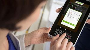 پاناسونیک به بازار POS های موبایلی وارد شد