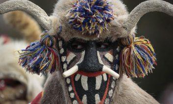 روحهای شیطانی در جشنواره ماسکراده