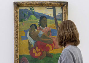 تابلوی پل گوگَن رکورد جهانی فروش آثار هنری را شکست