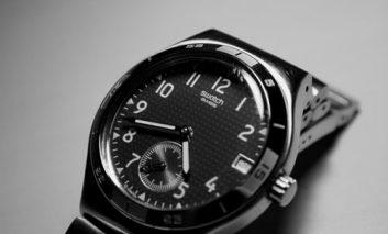 اولین ساعت هوشمند Swatch