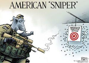 تک تیراندازهای آمریکایی